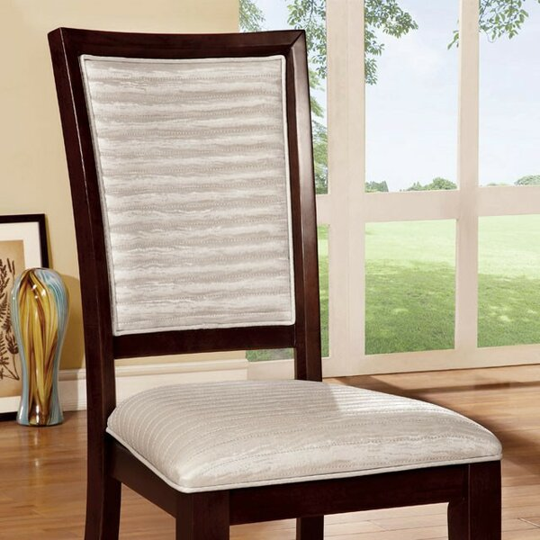 Poar Upholstered Dining Chair (Set of 2) by Darby Home Co