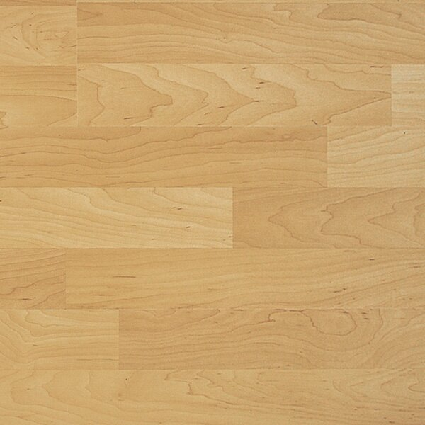 Classic 7.5 x 47.25 x 8mm Maple Laminate Flooring in Vermont Maple by Quick-Step