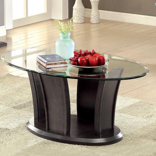 Leonis Coffee Table by Latitude Run
