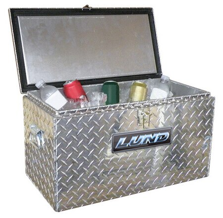 48 Qt. Aluminum Cooler by Lund Inc.