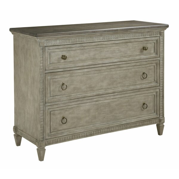 Ainsley 3 Drawers Standard Dresser by One Allium Way