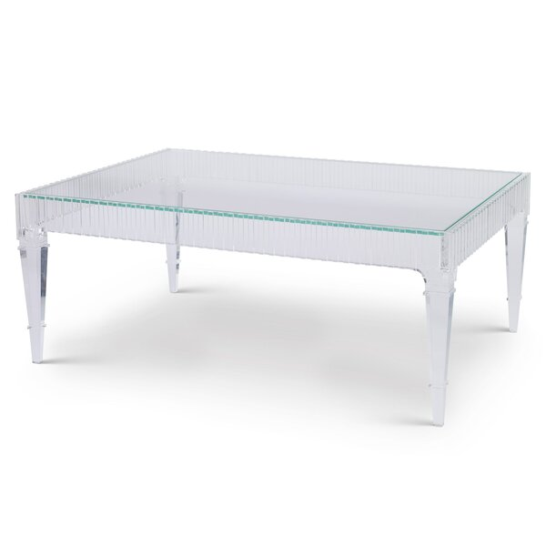 Fluted Coffee Table by Ambella Home Collection