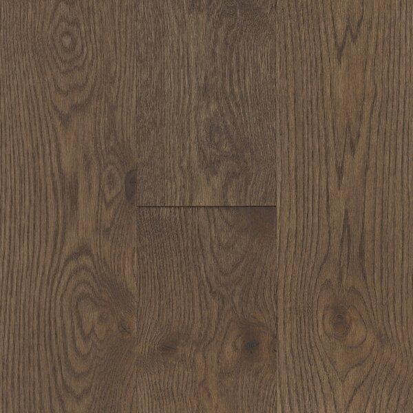 Weathered Appeal 7 Engineered Oak Hardwood Flooring in Low Glossy Brown by Mohawk Flooring