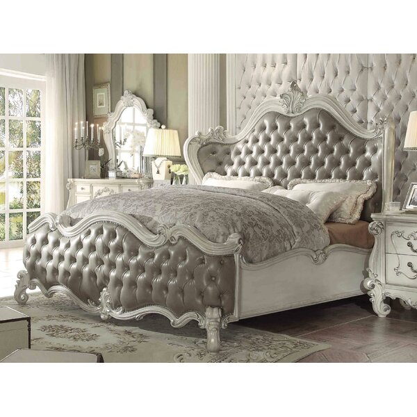 Dupuy Upholstered Standard Bed by Astoria Grand Astoria Grand