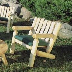 Cedar Lounge Armchair by Rustic Natural Cedar Furniture