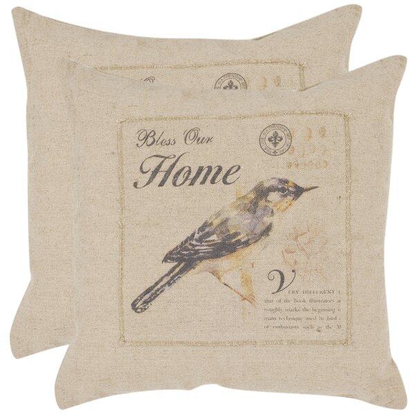 Rio Decorative Pillow (Set of 2) by Safavieh