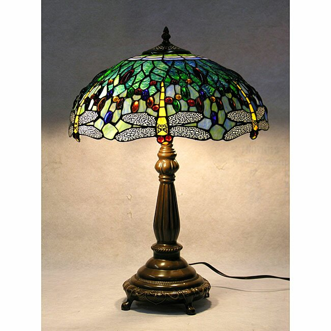 Superb Dragonfly Table Lamp