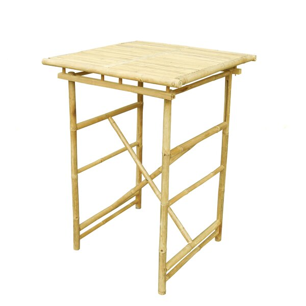 Kalwarski Folding Bar Table by Bloomsbury Market