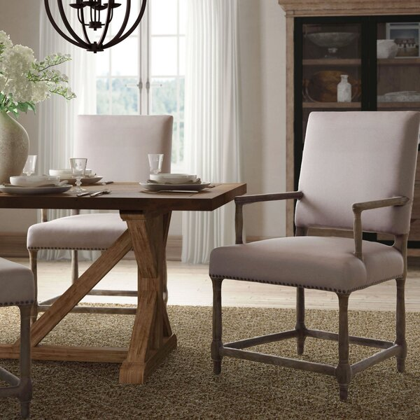 Meagan Solid Wood Dining Chair (Set of 2) by Ophelia & Co. Ophelia & Co.