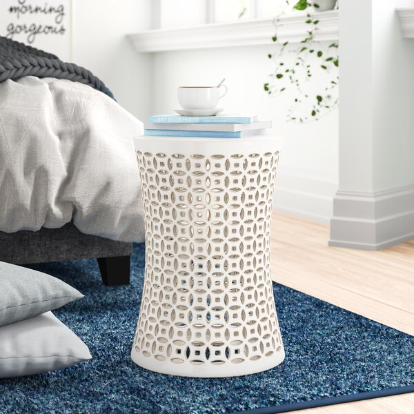 Zenobia Ceramic Garden Stool By Mistana