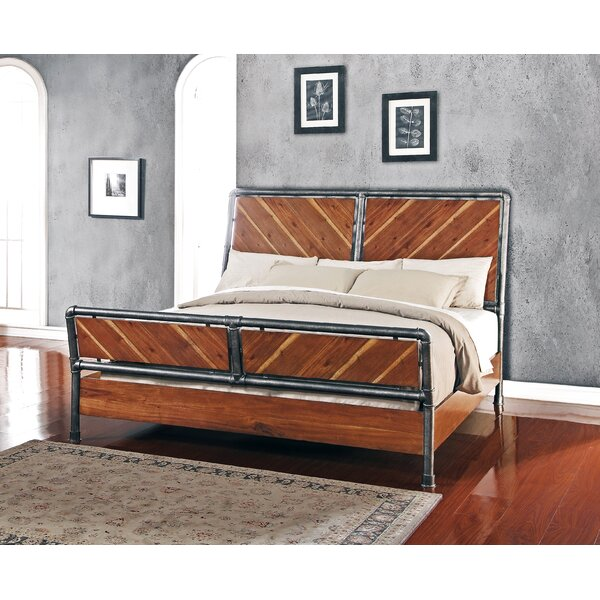 Perei Standard Bed by 17 Stories