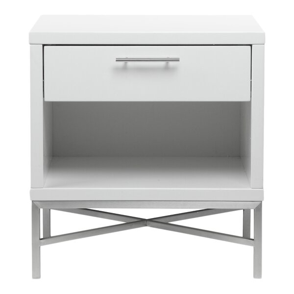Kwong End Table with Storage by Latitude Run