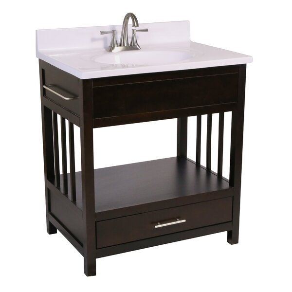 Lyons 31 Single Bathroom Vanity by Andover Mills