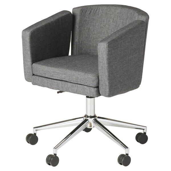 Fabric Office Chairs Youu0027ll Love | Wayfair