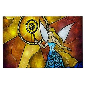 Mandie Manzano 'Fairy' Doormat