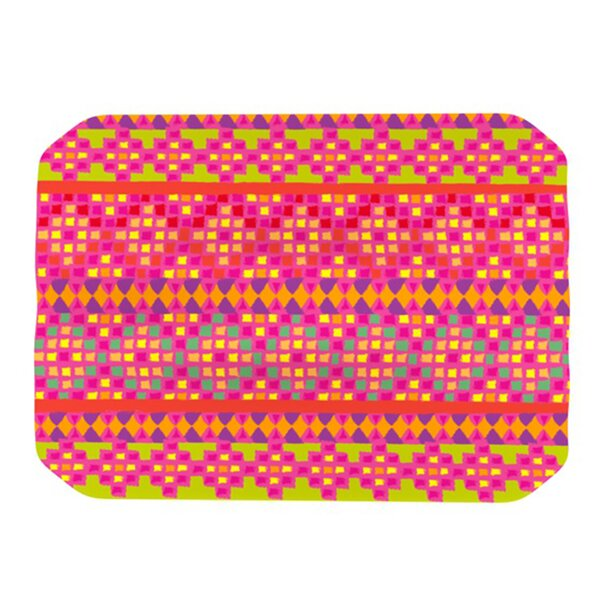 Mexicalli Placemat by KESS InHouse