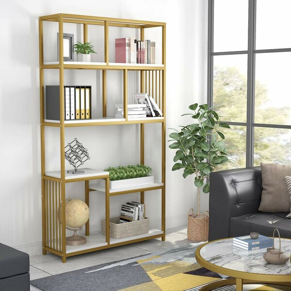 Drennan Geometric Bookcase by Mercer41