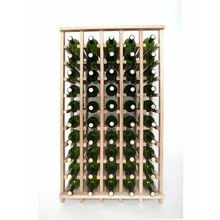 Affordable Premium Cellar Series 50 Bottle Floor Wine Rack ByWineracks.com
