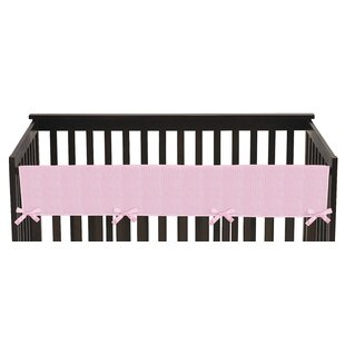 Affordable Price Chenille Long Crib Rail Guard Cover By Sweet Jojo Designs
