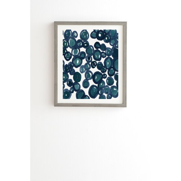 Saltwater Framed Painting Print by East Urban Home