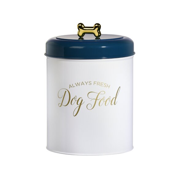 4.37 qt. Pet Treat Jar by Alcott Hill