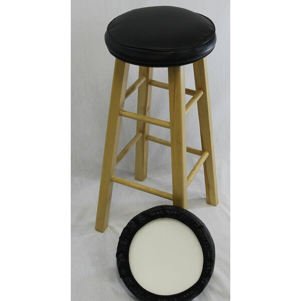 Bar Stool Cushion (Set of 2) by eHemco