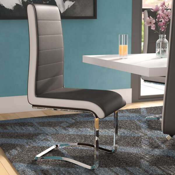 Golondrina Upholstered Dining Chair (Set of 2) by Langley Street