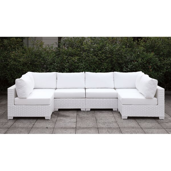 Kuhn Sectional By Rosecliff Heights