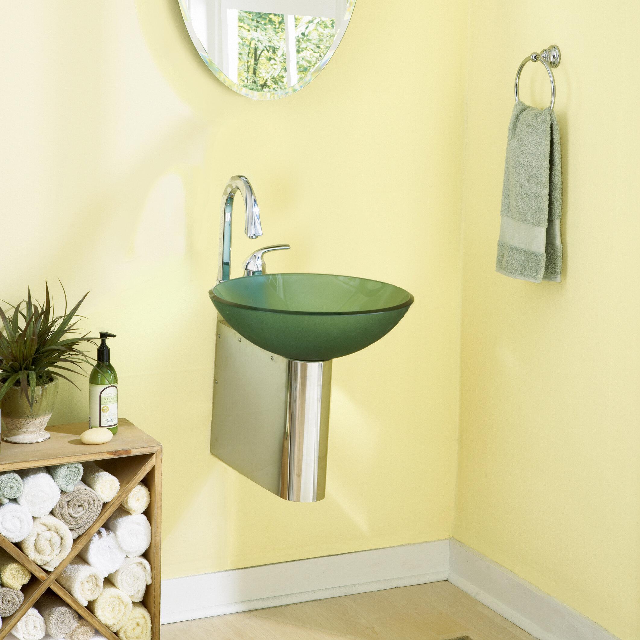 Bon DECOLAV Wall Mounted Sink Bracket | Wayfair