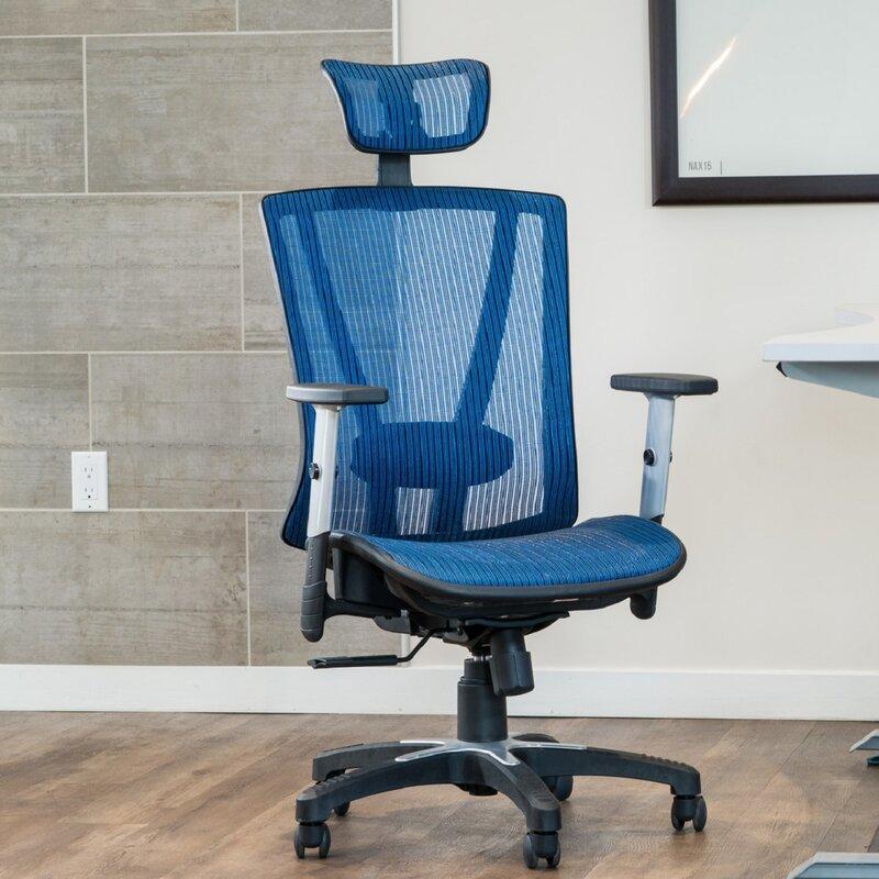 ergomax office mesh desk chair & reviews | wayfair