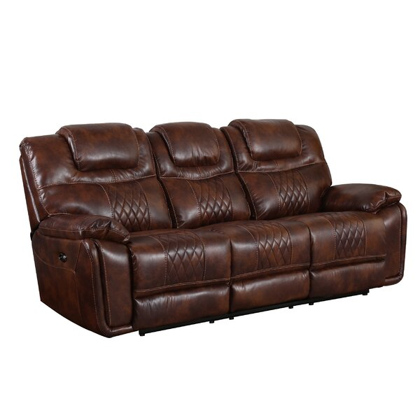 Levant Reclining Sofa By Canora Grey