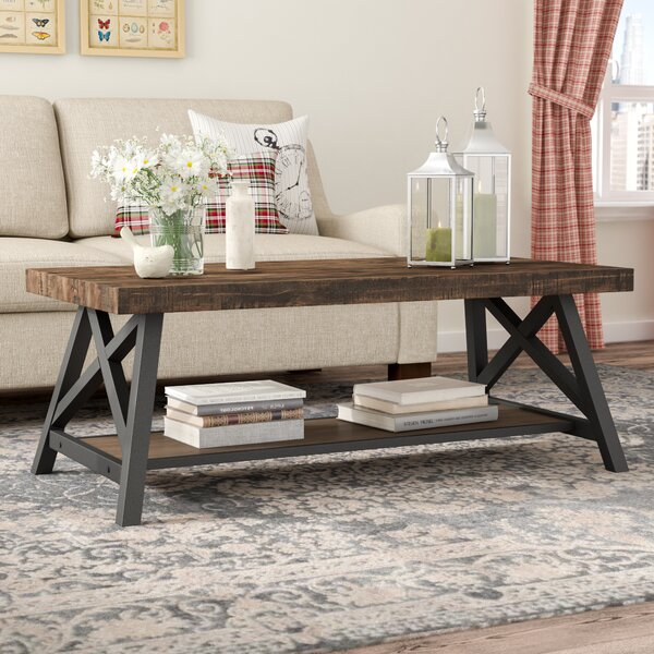 Silvis Coffee Table by Laurel Foundry Modern Farmhouse