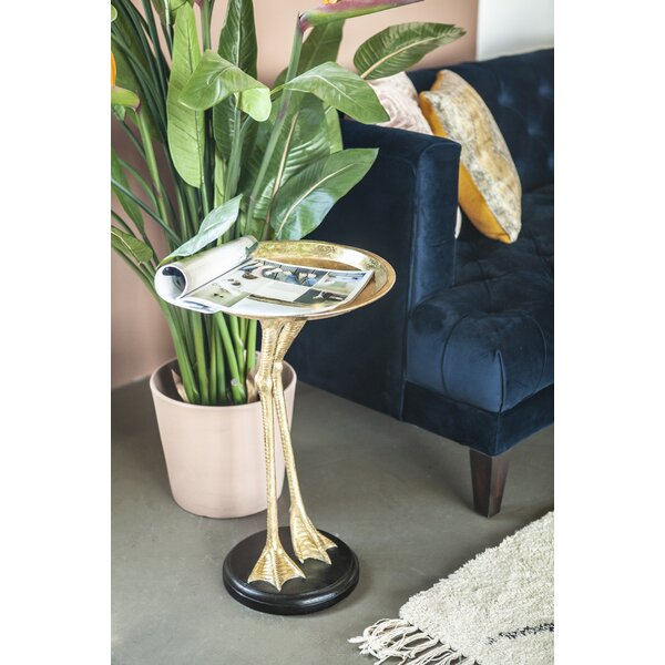 Pedestal End Table By By Boo