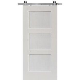 Shaker Hollow Panelled MDF Interior Barn Door  sc 1 st  Wayfair & Hollow Core Interior Doors | Wayfair