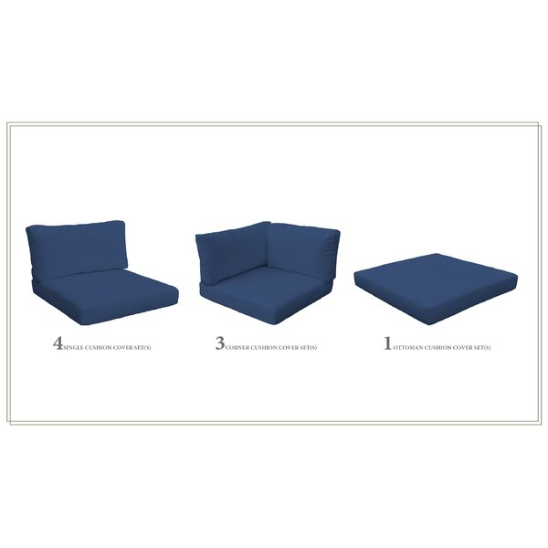 18 Piece Indoor/Outdoor Cushion Set by Sol 72 Outdoor Sol 72 Outdoor