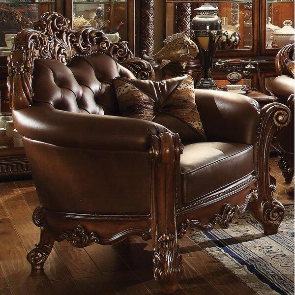 Amorsolo Armchair by Astoria Grand
