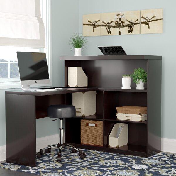 Burse Trilium Way L-Shape Desk by Red Barrel Studio