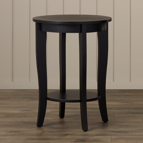 Lucile End Table by Winston Porter