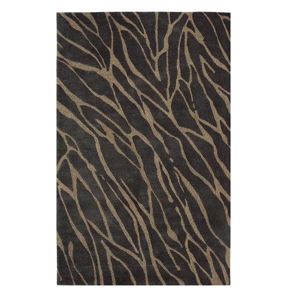 Nolita Brown Area Rug by Dynamic Rugs
