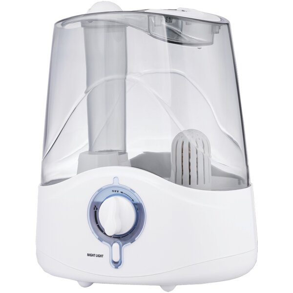 1.5 Gal. Cool Mist Ultrasonic Tabletop Humidifier by Optimus