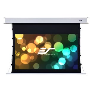 Read Reviews Evanesce Tab-Tension B 92 Diagonal Electric Projection Screen By Elite Screens