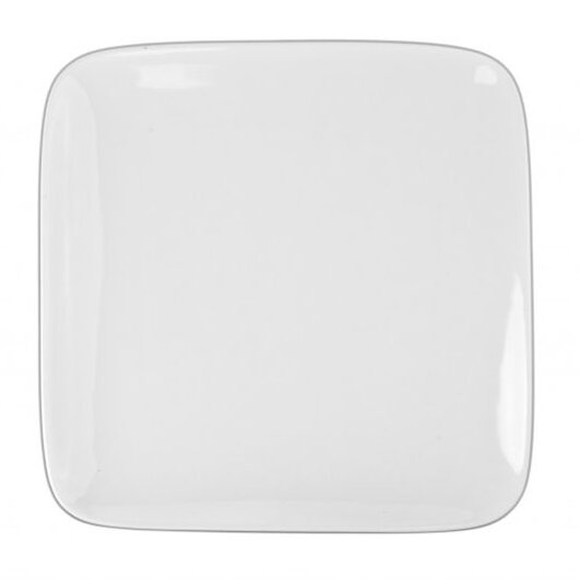 Asian 10 Square Dinner Plate (Set of 4) by BIA Cordon Bleu