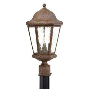 Taylor Court Outdoor 3-Light Lantern Head