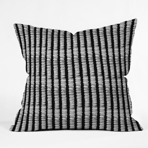 Iveta Abolina Noella Throw Pillow by East Urban Home