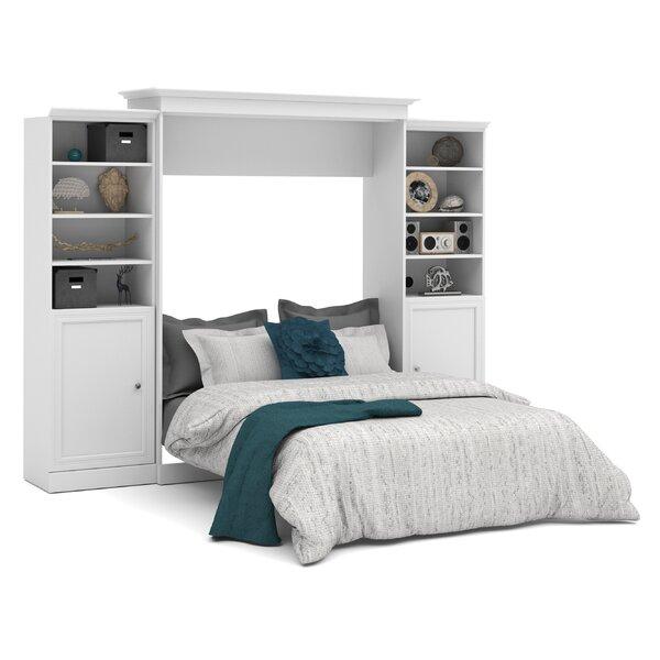 Acevedo Storage Murphy Bed by Latitude Run