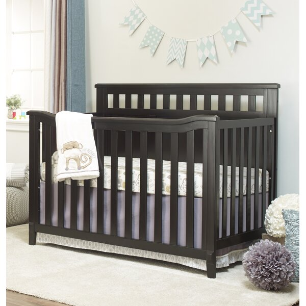 Madrid 4-in-1 Convertible Crib by Sorelle