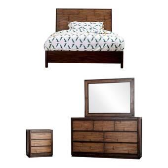 Corrigan Studio Manuel Platform Configurable Bedroom Set Wayfair Ca