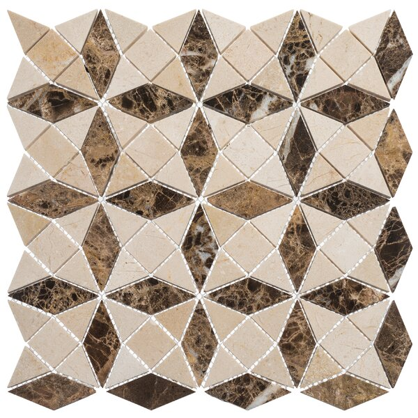 Cimarron - Jax - Luxury Stone Design Mosaic Wall & Floor Tile