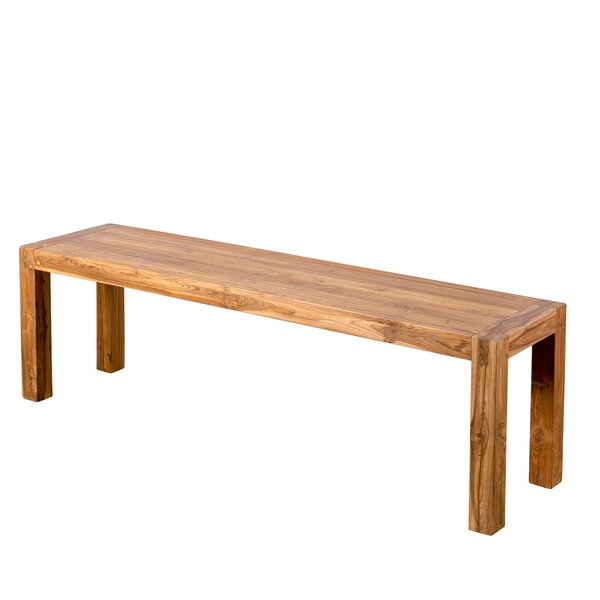 Wren Wood Bench by Millwood Pines