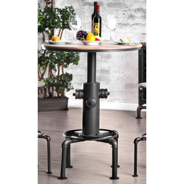 Poncha Pub Table by Trent Austin Design